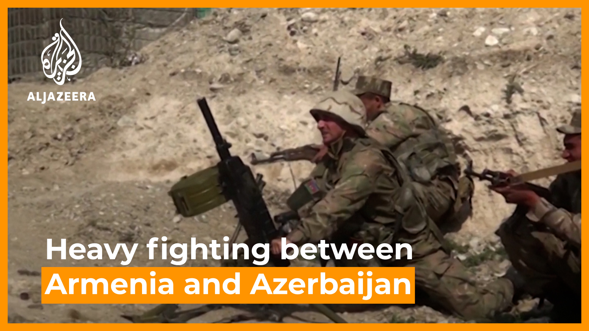 Nagorno Karabakh Battles Continue As Calls For Calm Grow Asia Al Jazeera