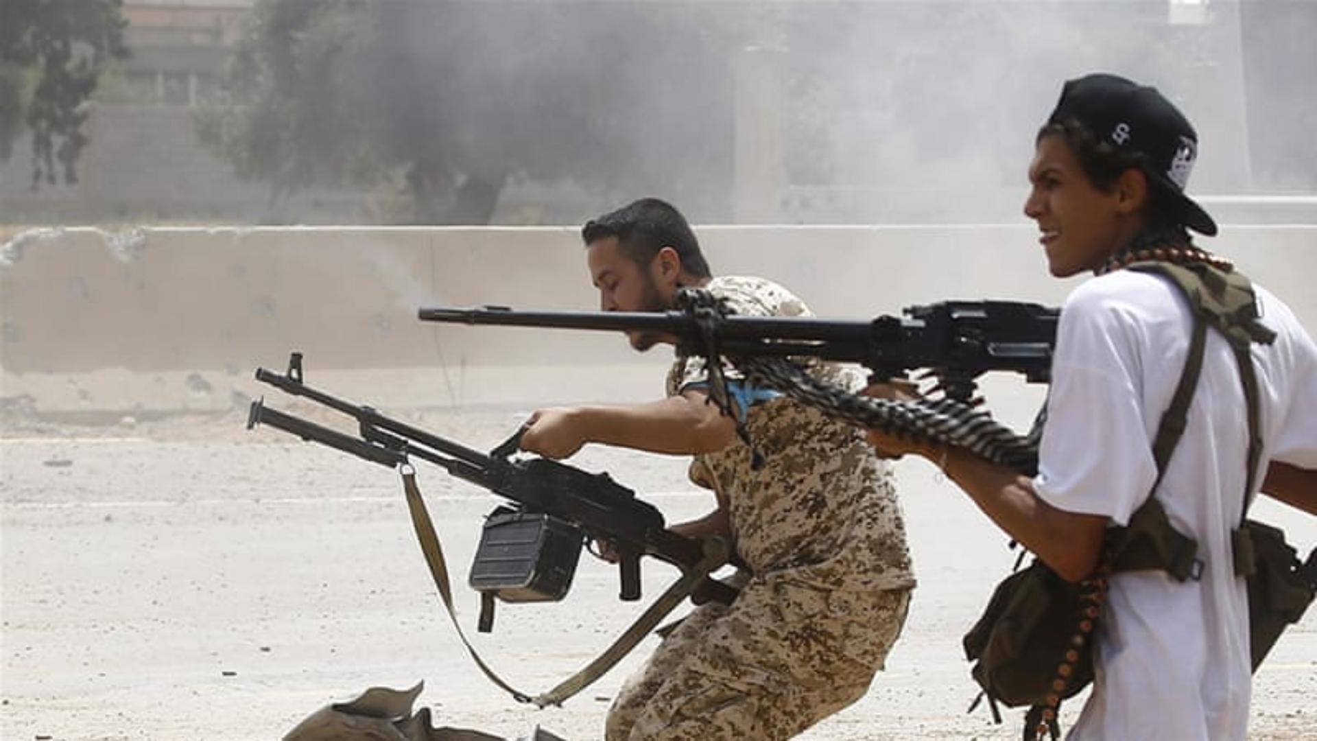 Commander Khalifa Haftar's forces choke Libya's oil flow