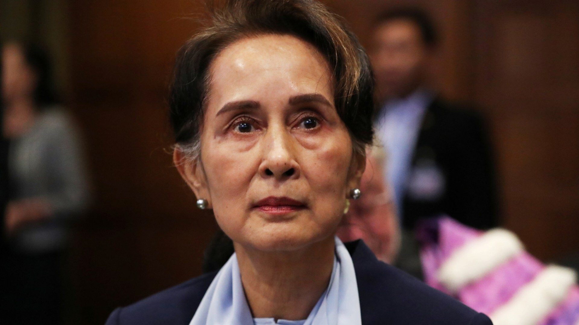 ICJ speech: Suu Kyi fails to use 'Rohingya' to describe minority