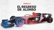 El regreso de Fernando Alonso