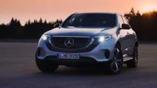 Mercedes se apunta a la moda eléctrica con el EQC