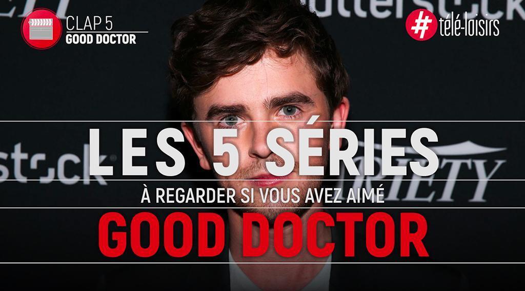Vous avez aimé Good Doctor ? Alors vous allez adorer ces séries !