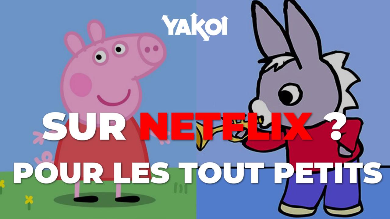 Netflix Notre Top 5 Des Dessins Animés Pour Les Tout