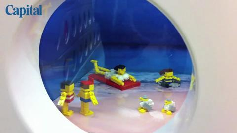 Du LegoDans Les Jouet Coulisses Géant wOPiklXuZT