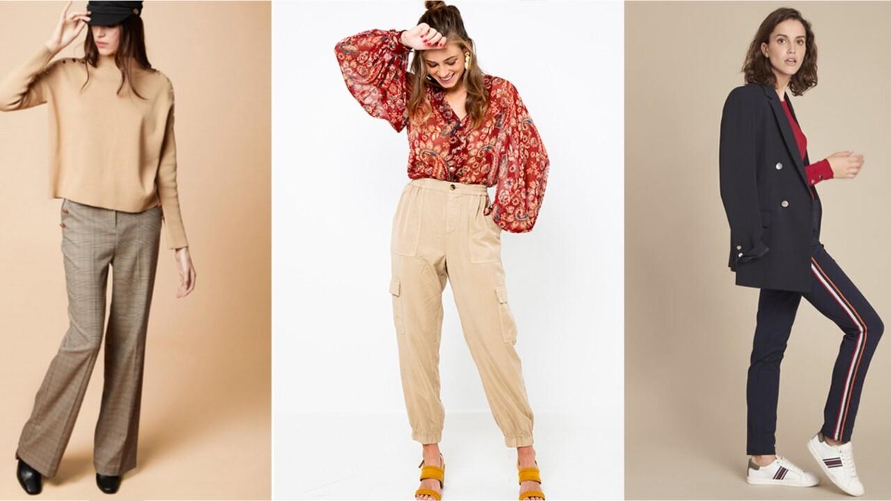 Pantalon de la rentrée 2019 : les 20 nouveauté