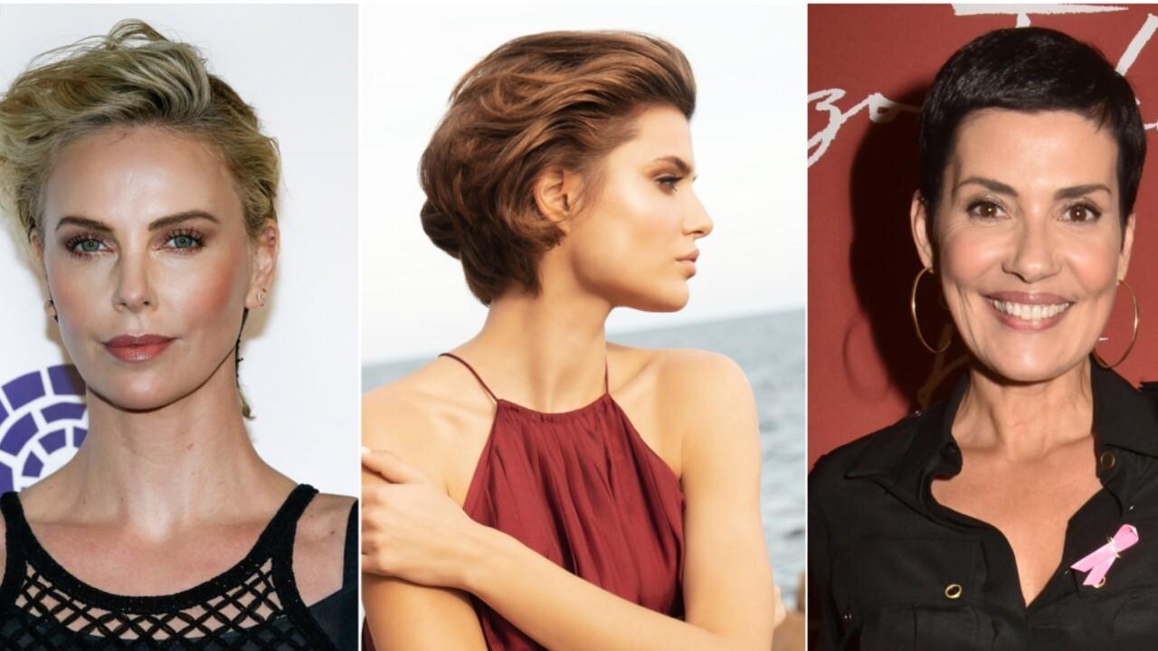 femme actuelle - coupes courtes : les modèles à adopter après 50 ans