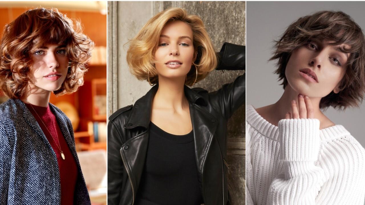Coupe cheveux court boucle femme 2020