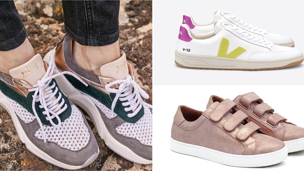 FEMME ACTUELLE Baskets et sneakers : top 20 des modèles les plus stylés de la rentrée 2019