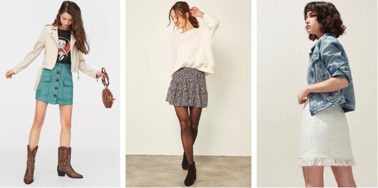 271f26feb Mini-jupe : comment porter cette pièce tendance sans faire vulgaire ...