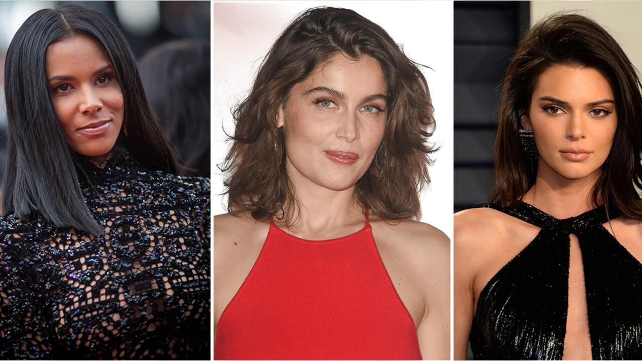Cheveux Mi Longs 30 Coupes Et Coiffures A Adopter Femme Actuelle Le Mag