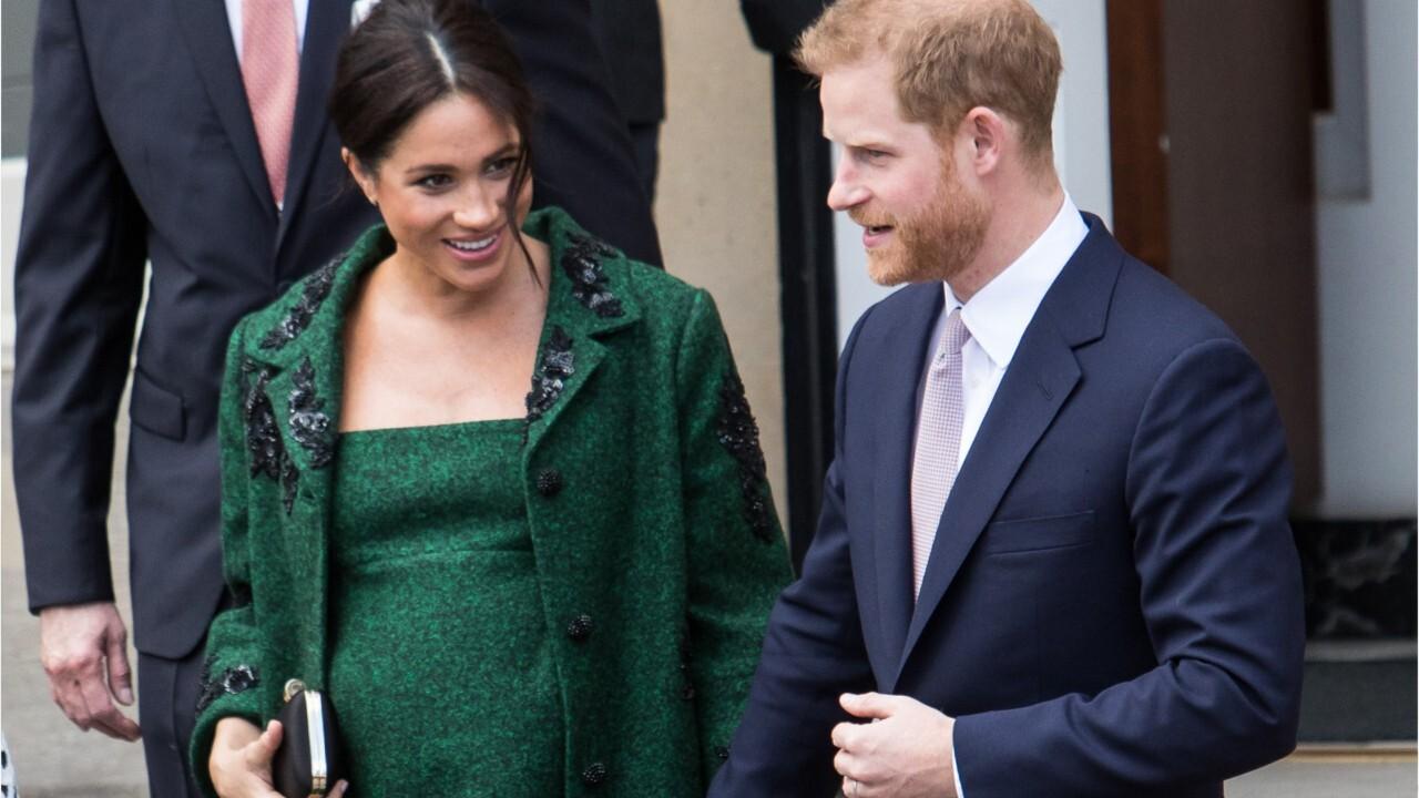 0948e76c7de2d Meghan Markle et le prince Harry   les huit traditions qu ils devront  respecter à la naissance de leur bébé   Femme Actuelle Le MAG