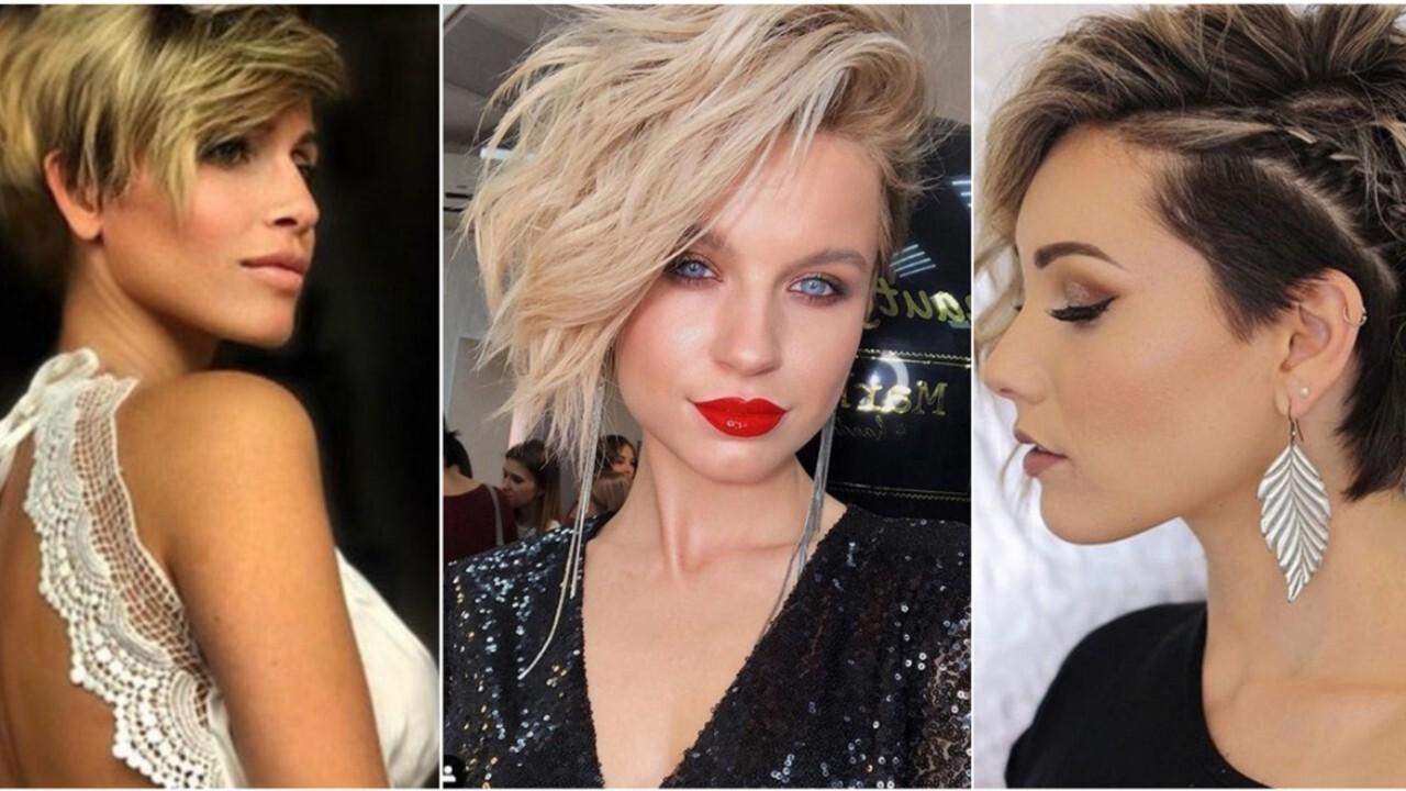 femme actuelle - mariage : les plus belles coiffures pour cheveux courts