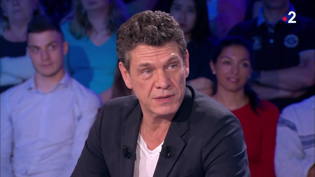 Marc Lavoine et la lypémanie