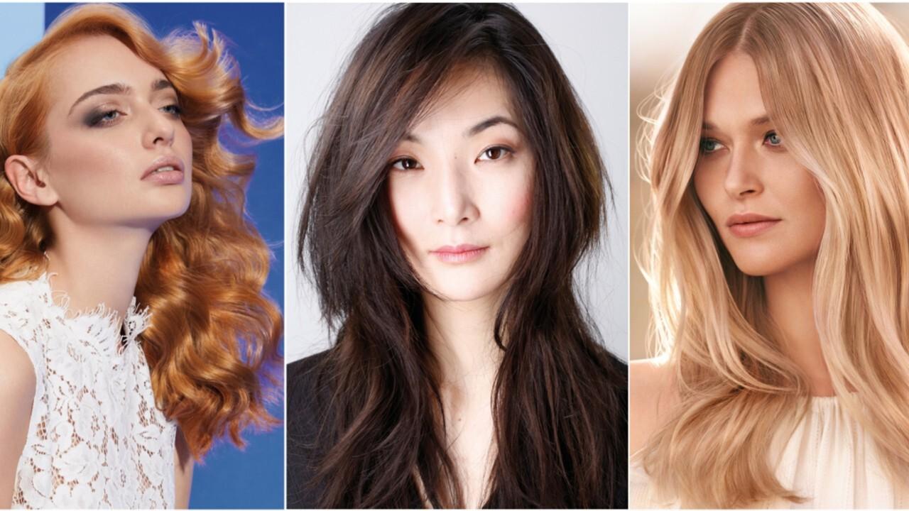 Degrade Femme De Cheveux Mi Long Coiffure Tendance 2020   Coiffures Cheveux Longs