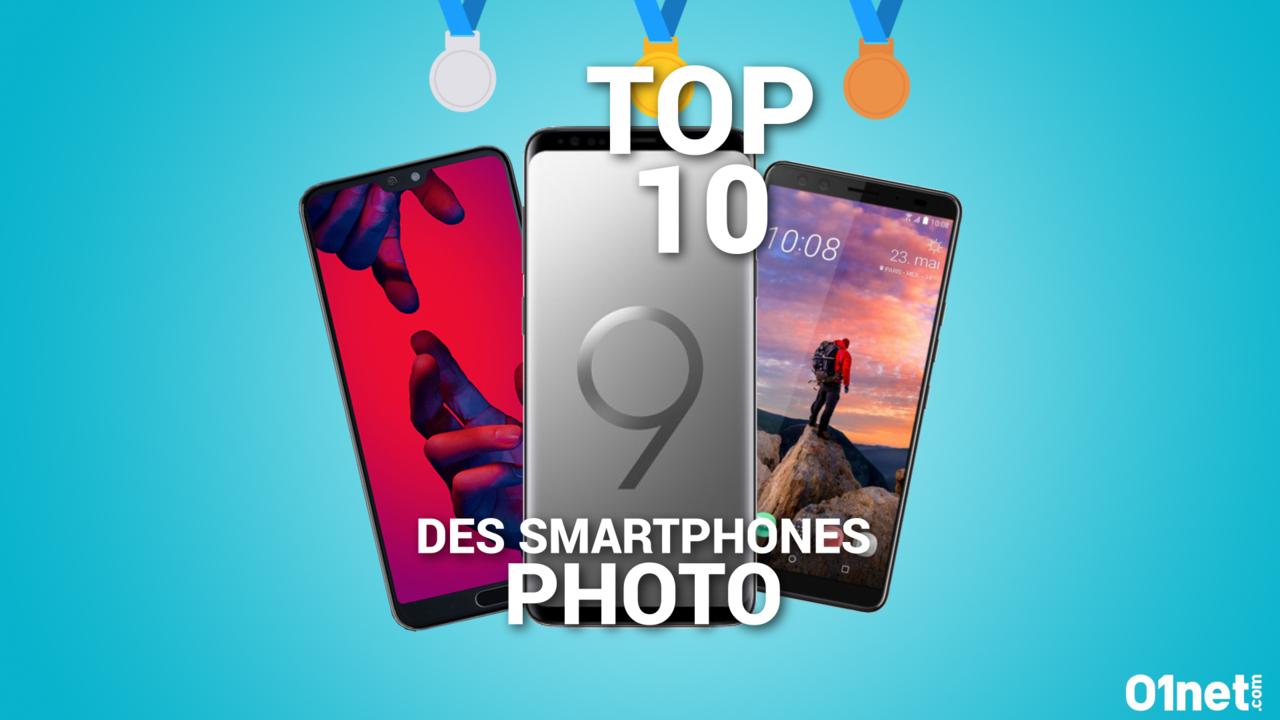 5f103cede5 Top 10: les meilleurs smartphones en photo (août 2018)