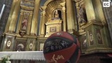 El Bilbao Basket se encomienda a la amatxu