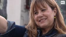 Pinceladas de Bilbao: Maite Perdices