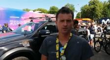 Xabier Artetxe analiza las etapas de los Pirineos en el Tour