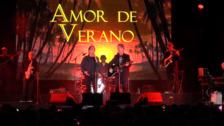 Actuación del Dúo Dinámico en Abandoibarra en el lunes de Aste Nagusia