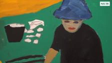 Sean Scully reinagura el CAC Málaga con su obra ELEUTHERA