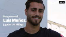 Confesiones de Luis Muñoz: le gustaría conocer a Antonio Banderas y es fan de la serie 'Malaka'