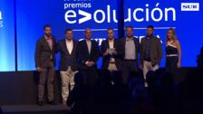 Premio Evolución SUR.es-BBVA en el apartado 'Innovación para la sostenibilidad' a Lambda Automotive