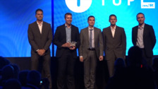 Premio Evolución SUR.es-BBVA en el apartado 'Nuevos modelos de negocio vinculados al desarrollo tecnológico' a Tupl