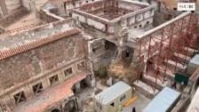 La rehabilitación del convento de San Andrés estará lista en dos años