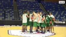 Unicaja prepara el inicio de la Eurocup que comienza este miércoles en Málaga