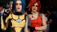 El arte de dar vida a tu personaje favorito: así fue el concurso de disfraces de Gamepolis