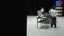El 'backstage' de San Sebastian Gastronomika
