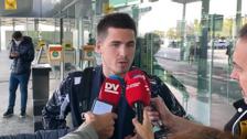 Igor Zubeldia: «Con la victoria de ayer está todo por decidir y trataremos de pasar como primeros»