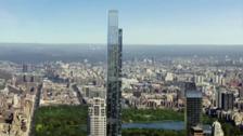 El edificio de viviendas más alto del mundo está en Nueva York