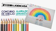 Concurso de dibujo de El Diario Vasco