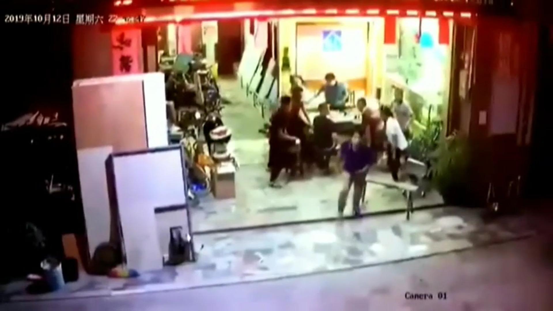 Un terremoto de 5.2 sacude la región china de Guangxi