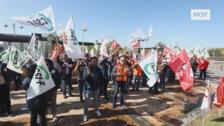 Trabajadores de Ambulancias Tenorio mantienen la huelga para el 1 de noviembre