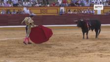 Resumen de la corrida del domingo en la Feria de San Juan de Badajoz