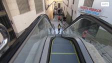 Escaleras eléctricas de Alzapiernas