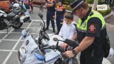 San Francisco acoge la exhibición de medios policiales organizada por la Policía Local