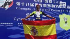 Javier Sánchez conquista China