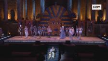 Musical y zarzuela en 'La Corte del Faraón'