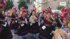 Plasencia dedica su Martes Mayor a las gentes del Valle del Jerte