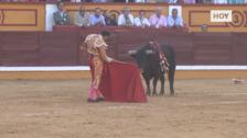 Resumen de la corrida del sábado en la Feria de San Juan de Badajoz 2019