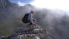 Recorrido en solitario de Kraig Adams por los Picos de Europa