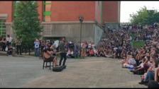 Más de 1000 personas acuden al concierto de Rayden en El Milán