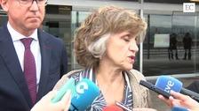 María Luisa Carcedo, ministra de Sanidad: «La listerosis en embarazadas puede provocar la muerte del feto»