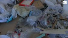 La Semana Negra deja 70 toneladas de basura