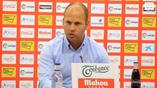 José Alberto: «Ya empezamos a ver quién es Manu»