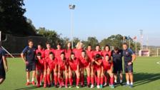 El Sporting Femenino ya se prepara para la Segunda División Pro