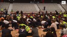 Más de 1.000 niños participan en el récord de reanimación simultánea en Gijón